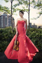 Anne Akiko Meyers, violin