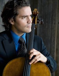 Zuill Bailey, cello