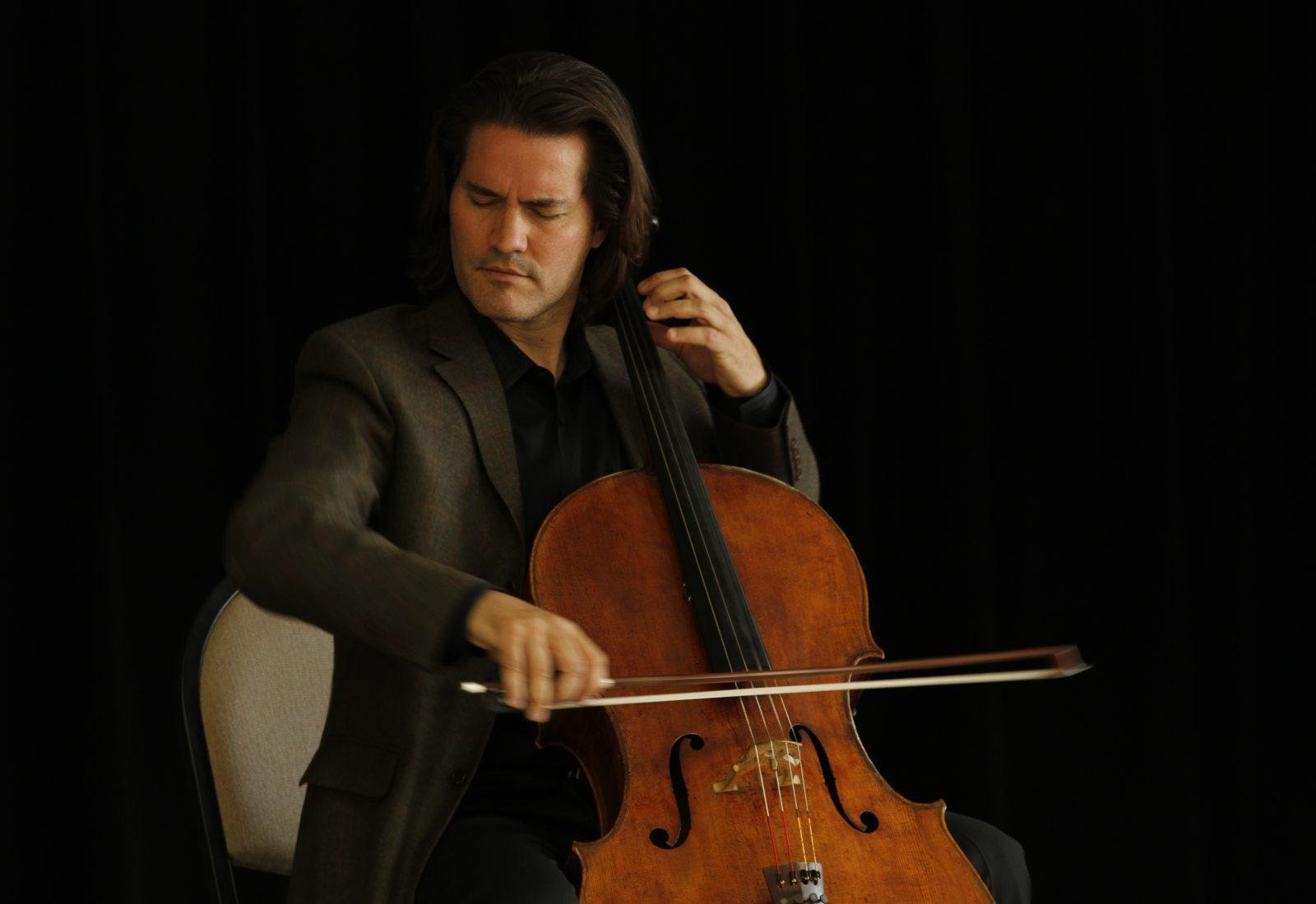Zuill Bailey, cello