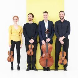 Heath Quartet, String Quartet