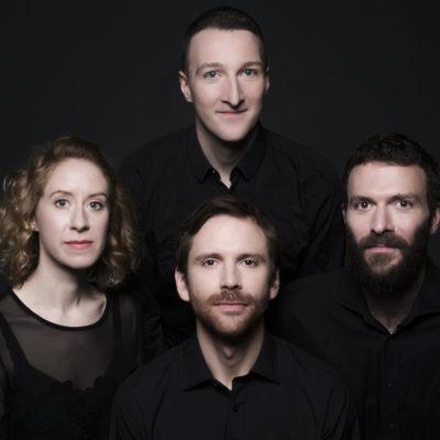 The Heath Quartet - photo by Patrick Ford