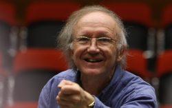 Heinz Holliger, conductor