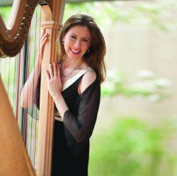 Yolanda Kondonassis, harp