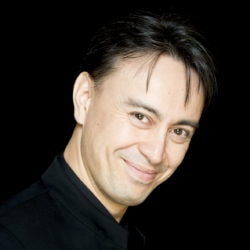 Ken-David Masur, conductor - photo by Marco Borggreve