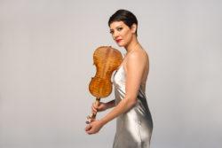 Anne Akiko Meyers, violinist