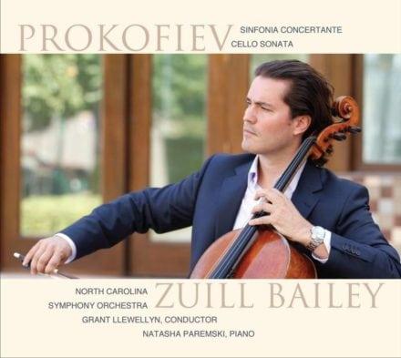 Zuill Bailey Prokofiev CD