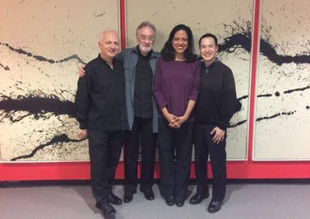 Juilliard String Quartet and their 16/17 season! — Colbert Artists