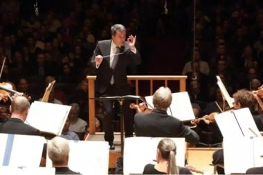Jacques Lacombe, conductor