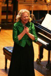 Ursula Oppens, piano