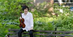 Miranda Cuckson, Violinist